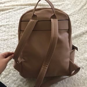 Nine West Bags - NINE West blush pink backpack
